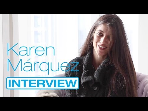 Karen Márquez explains why first-time entrepreneurs NEED strong partnerships