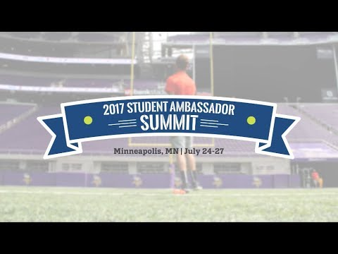 2017 Fuel Up to Play 60 Student Ambassador Summit