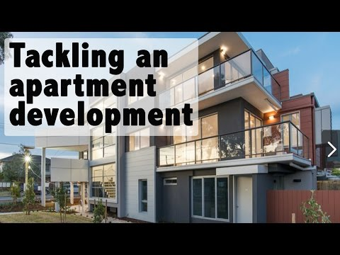4 - How to tackle an apartment development