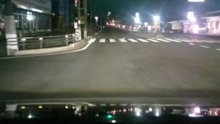 国道1号線(下り)愛知県刈谷市車載動画