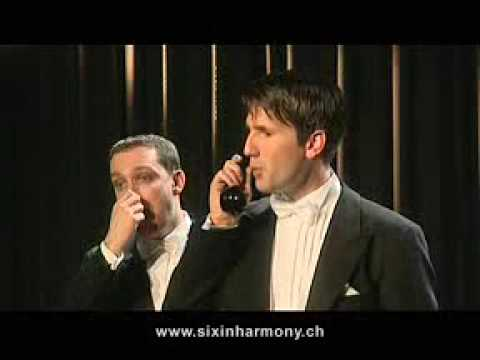 Was machst du heut daisy like comedian harmonists live six in