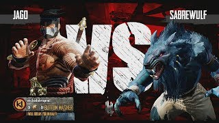 Killer Instinct Xbox One Jago Vs Sabrewulf Kyle Difficulty Ultra Combo