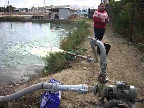 Venturi para aireacion de agua youtube for Fabricacion de estanques
