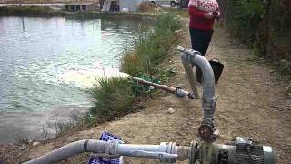 Venturi para aireacion de agua