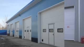 видео Промышленные ворота - как складываются цены на промышленные ворота