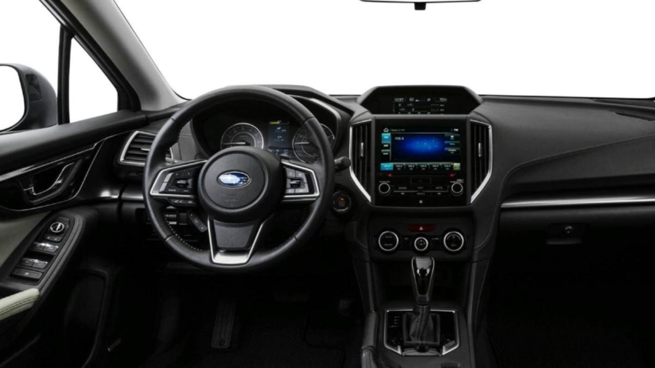 2017 Subaru Impreza Interior Review Youtube