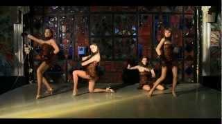 "Шоу-балет ""Грация"" представляют with love"