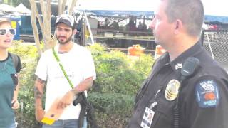 "Open Carry Texas At ""Come and Take It Fest"" - Gonzales Texas Oct 5th 2013"