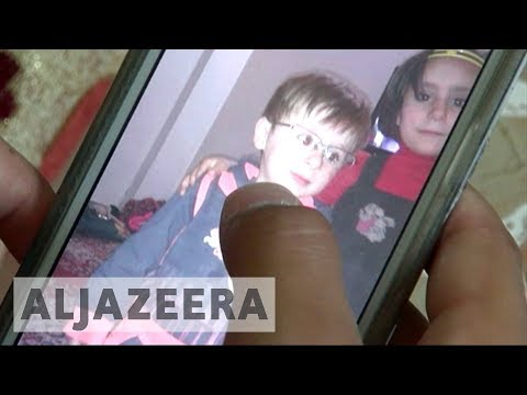 Syrian chemical attack victims demand accountability