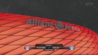 (PS4) FIFA 14 | FC Bayern vs Chelsea FC | FULL GAMEPLAY [PlayStation 4 1080p HD Next Gen]