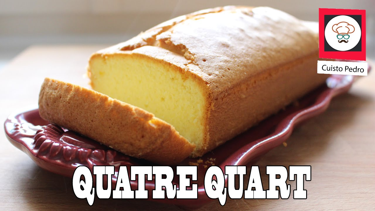 Gateaux quatre quart facile for Decoration quatre quart