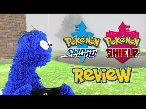 An Overly Long and Critical Review of Pokemon Sword and Shield