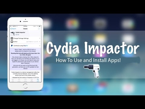 How To Use Cydia Impactor