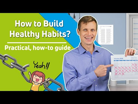 How to Build Healthy Habits? 5 Practical Steps