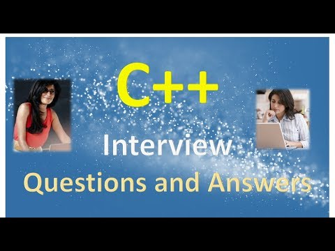 C++ Interview Viva Questions and Answers in HINDI Part 1