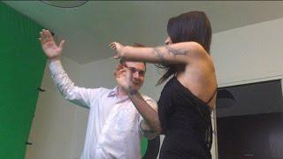 LITIGIO VIOLENTO tra la Diva Del Tubo e Andrea Diprè