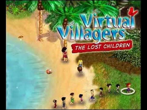 virtual villagers 5 how to get energy