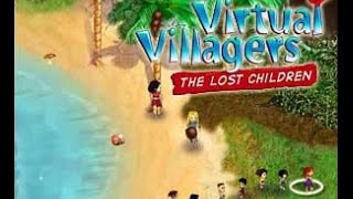 Virtual Villagers 2: Getting Rid of the Green Algae