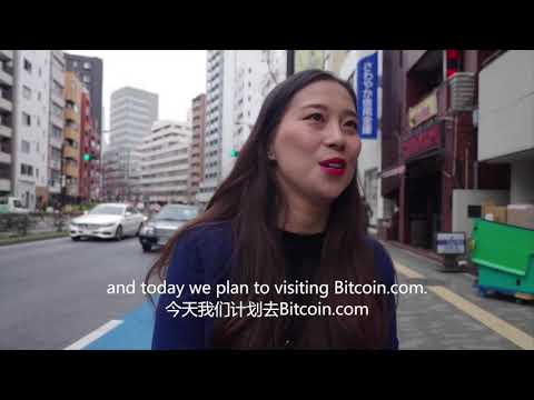 Living on bitcoin in Tokyo | Survival Challenge !