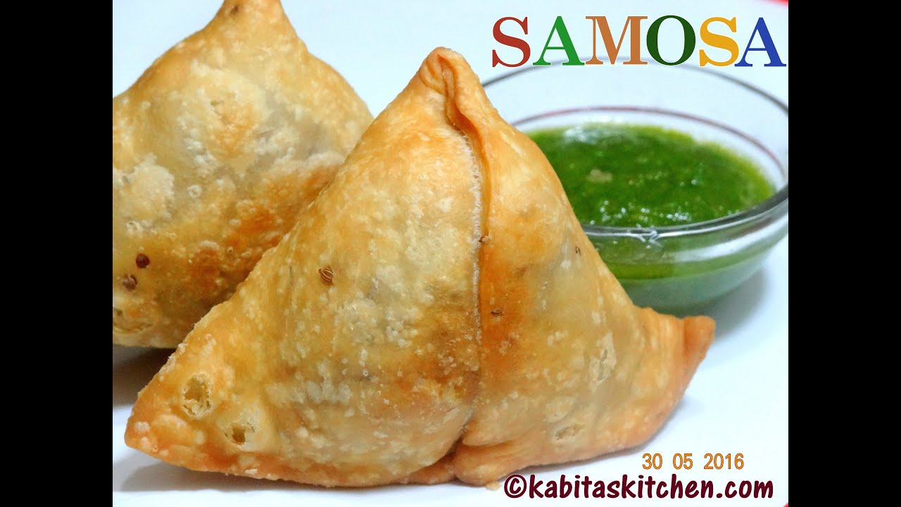 ... Samosa-How to Make Samosa Step by Step-Punjabi Samosa-Aloo Samosa