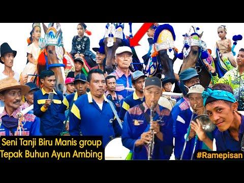 Tepak Buhun Ayun Ambing Sang Maestro Bedug..  Feat Apih Entan Biru Manis Group