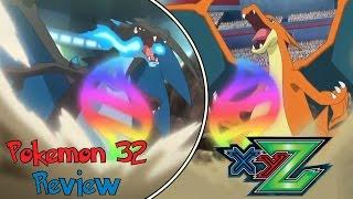 Pokemon XY&Z capitulo 32 review - curiosidades y errores que no notaste