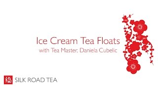 How To Make Ice Cream Tea Floats