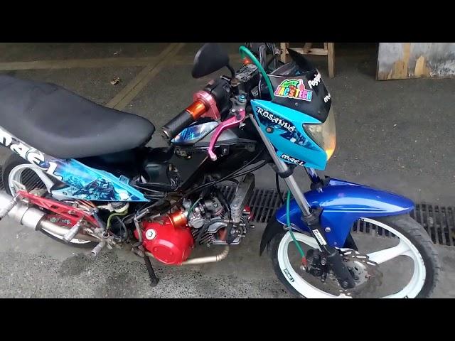 Kawasaki fury 167cc