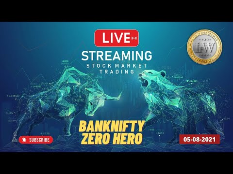 Zero Hero Trading | 5th Aug Stock Trading Live | Live Trading | banknifty and nifty Jackpot