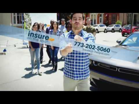Free Quote | Insure on the Spot | Chicago Car Insurance | (773) 202-5060
