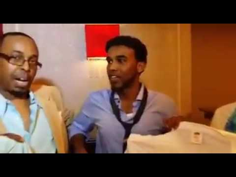 Dalmar Yare Somali Artist Supporting MNCAPD