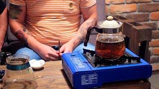 Выпуск №33. Да хун пао и дикий пуэр. Заварка китайского чая. С каким чаем лучше курить кальян.