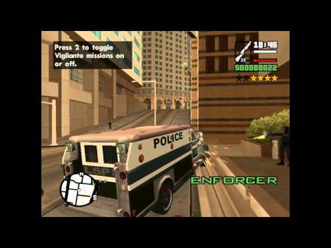 Jinx's Plays : GTA San Andreas - Ep.1 - Granny Loves To Fight