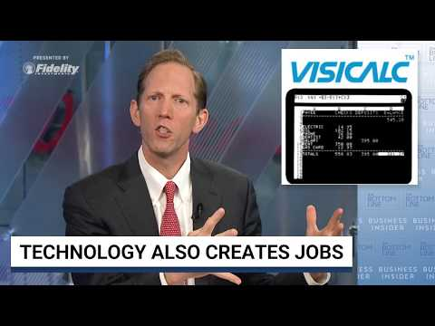 HENRY BLODGET: Technology can actually create jobs