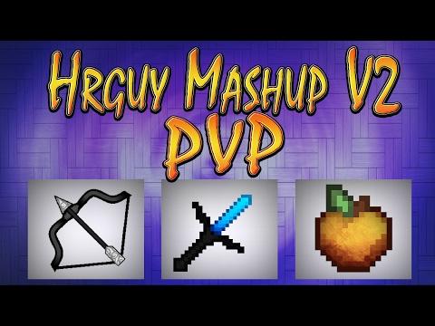 Best Minecraft PvP Texture Pack 1.7/1.8 | Short Sword - Hrguy Mashup V2