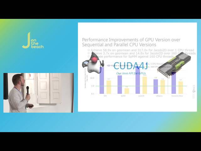 Using GPUs to Handle Big Data with Java - Adam Roberts -JOTB16