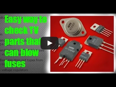 Capacitors Resistors And Electronic Components Youtube