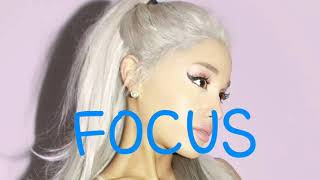 Ariana Grande MIX SONGS- Focus, Break free, No tears left to cry, Problem, Thank U Next,Side to side
