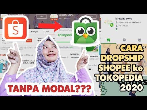 cara-dropship-dari-shopee-ke-tokopedia-terbaru-2020-|-part-i