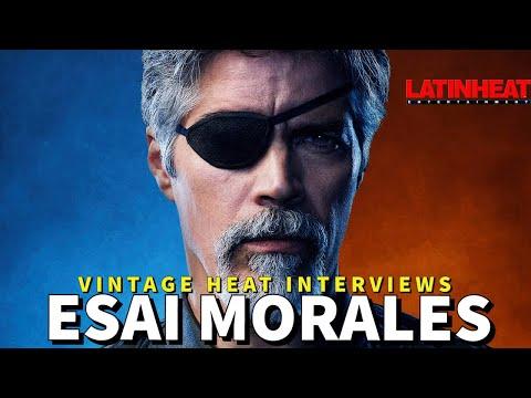 Let's Talk! With Actor Esai Morales
