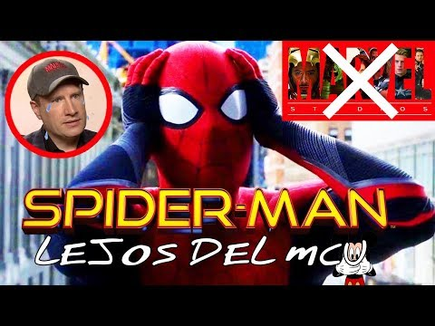 SPIDERMAN : Lejos del MCU - ADIOS a DISNEY - Feige - SONY - VENOM - TOM HOLLAND - MARVEL STUDIOS