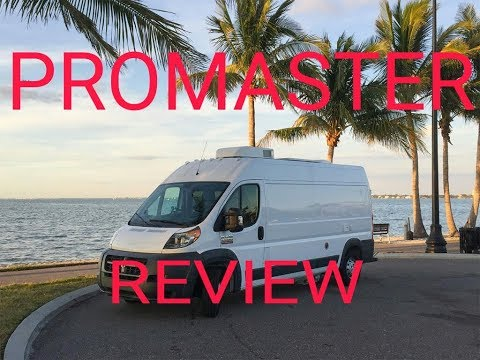Ram Promaster Review - What Owners Like & Dislike