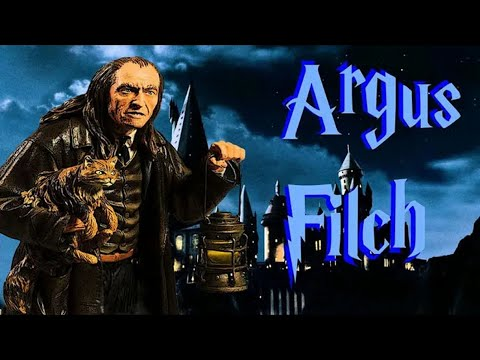 Argus Filch (Character Chronicles)