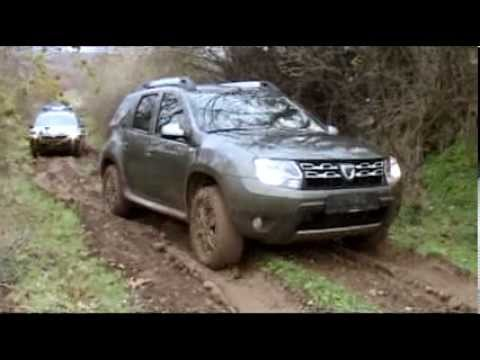 vrele gume dacia duster off road avantura youtube. Black Bedroom Furniture Sets. Home Design Ideas