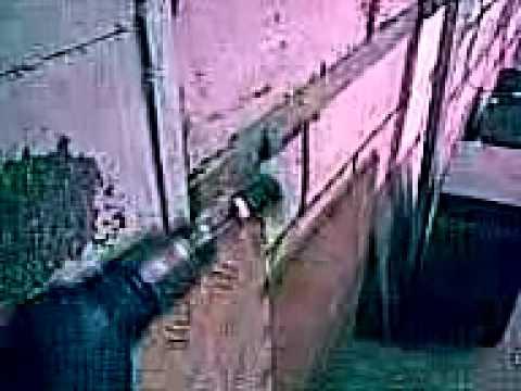 Насадка на дрель для удаления краски с бетонных стен мастика для опломбирования