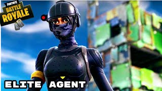 Elite Agent - Fortnite Battle Royal Gameplay