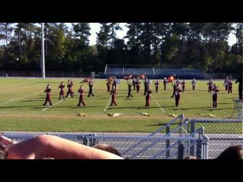Marion High School Marching Band 2012