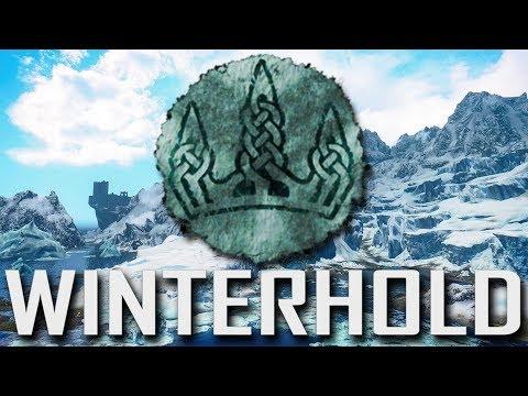 Winterhold - Skyrim - Curating Curious Curiosities thumbnail