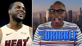 Dion Waiters is FLYING HIGH, Kendall Gill on NBA's best party cities | Off The Dribble | NBC Sports