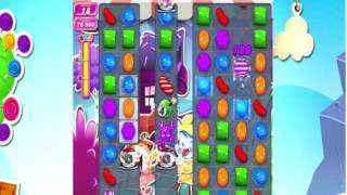 Candy Crush Level 1242  No Boosters  3 Stars